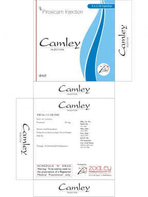 Camley - Zodley Pharmaceuticals Pvt. Ltd.