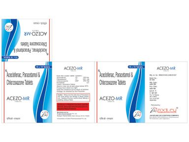 ACEZO-MR - Zodley Pharmaceuticals Pvt. Ltd.