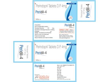 Peridil 4 - Zodley Pharmaceuticals Pvt. Ltd.