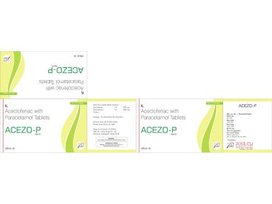 Acezo-P - Zodley Pharmaceuticals Pvt. Ltd.