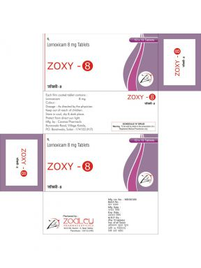 Zoxy - 8 - Zodley Pharmaceuticals Pvt. Ltd.