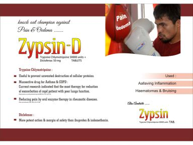 Zypsin - (Zodley Pharmaceuticals Pvt. Ltd.)