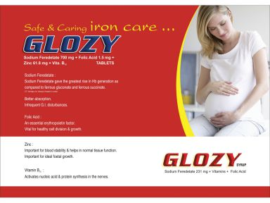 Glozy - (Zodley Pharmaceuticals Pvt. Ltd.)