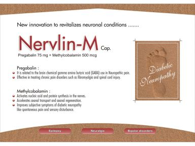 Nervlin -M - (Zodley Pharmaceuticals Pvt. Ltd.)