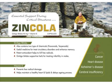 Zincola - (Zodley Pharmaceuticals Pvt. Ltd.)