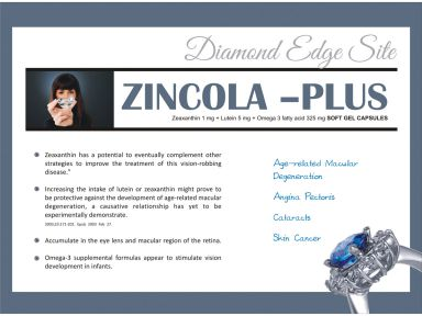 Zincola-Plus - (Zodley Pharmaceuticals Pvt. Ltd.)
