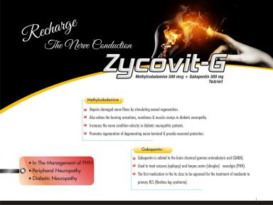 Zycovit -G - (Zodley Pharmaceuticals Pvt. Ltd.)