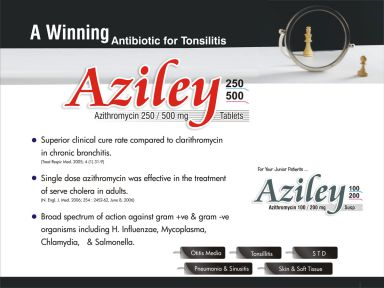 Aziley-200 - (Zodley Pharmaceuticals Pvt. Ltd.)