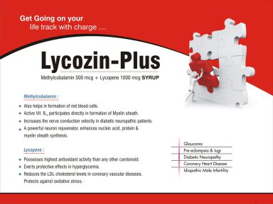 Lycozin Plus - (Zodley Pharmaceuticals Pvt. Ltd.)