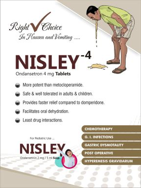 Nisley - (Zodley Pharmaceuticals Pvt. Ltd.)
