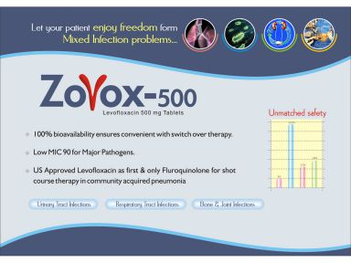 Zovox-500 - (Zodley Pharmaceuticals Pvt. Ltd.)