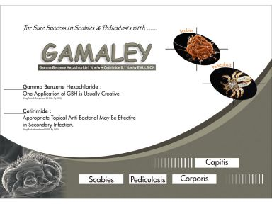 Gamley - (Zodley Pharmaceuticals Pvt. Ltd.)