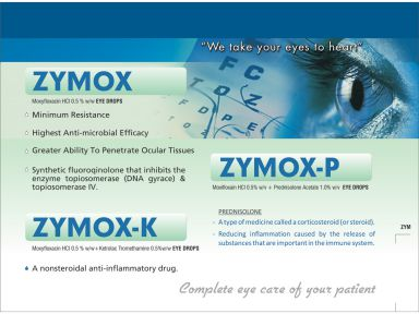 Zymox - Zodley Pharmaceuticals Pvt. Ltd.