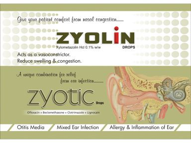 Zyolin - (Zodley Pharmaceuticals Pvt. Ltd.)