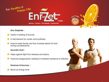 Enerzet - (Zodley Pharmaceuticals Pvt. Ltd.)