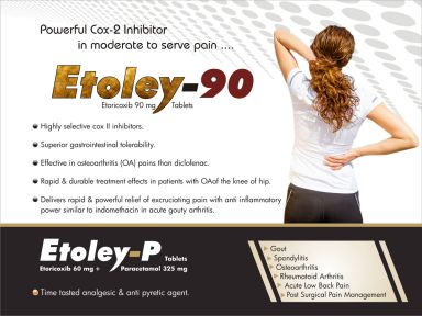 Etoley-90 - (Zodley Pharmaceuticals Pvt. Ltd.)