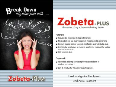 Zobeta Plus - (Zodley Pharmaceuticals Pvt. Ltd.)