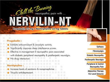 Nervlin-NT - (Zodley Pharmaceuticals Pvt. Ltd.)