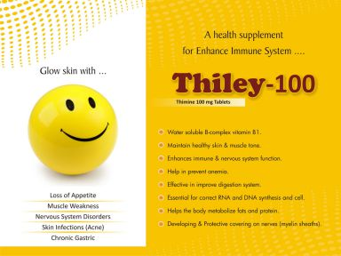Thiley - (Zodley Pharmaceuticals Pvt. Ltd.)