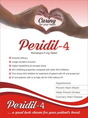 Peridil 4 - (Zodley Pharmaceuticals Pvt. Ltd.)