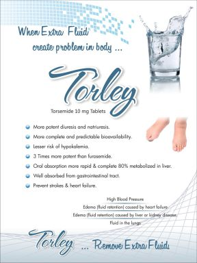 Torley-10 - (Zodley Pharmaceuticals Pvt. Ltd.)