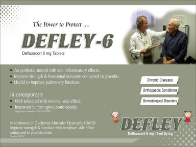 Defley - (Zodley Pharmaceuticals Pvt. Ltd.)