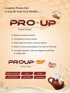 PROUP PROTEIN - (Zodley Pharmaceuticals Pvt. Ltd.)