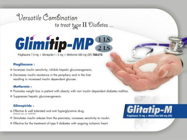 GLIMITIP MP1 - Zodley Pharmaceuticals Pvt. Ltd.