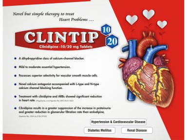 Clintip-10 - (Zodley Pharmaceuticals Pvt. Ltd.)