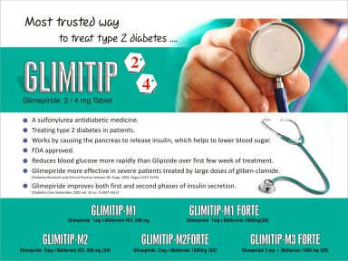 Glimitip-4 - Zodley Pharmaceuticals Pvt. Ltd.