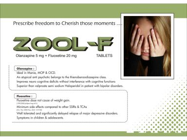 Zool-F - (Zodley Pharmaceuticals Pvt. Ltd.)
