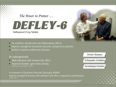 Defley-6 - (Zodley Pharmaceuticals Pvt. Ltd.)