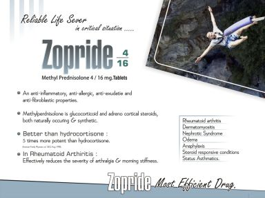 Zopride-4 - (Zodley Pharmaceuticals Pvt. Ltd.)