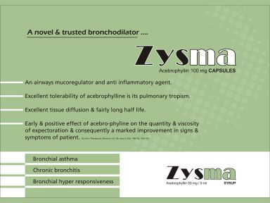 Zysma-100 - (Zodley Pharmaceuticals Pvt. Ltd.)