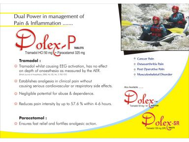 Dolex- SR - (Zodley Pharmaceuticals Pvt. Ltd.)