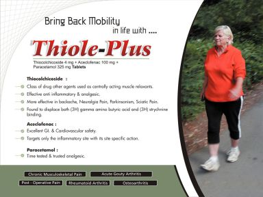Thiole- Plus - (Zodley Pharmaceuticals Pvt. Ltd.)